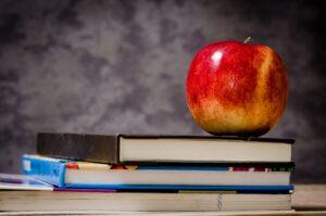 back to school apple books